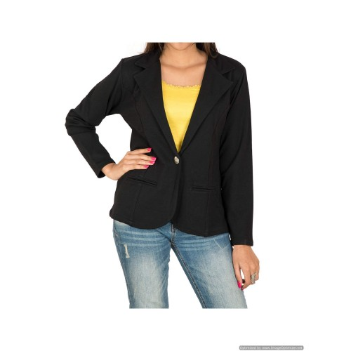 Full Sleeve Formal Blazer
